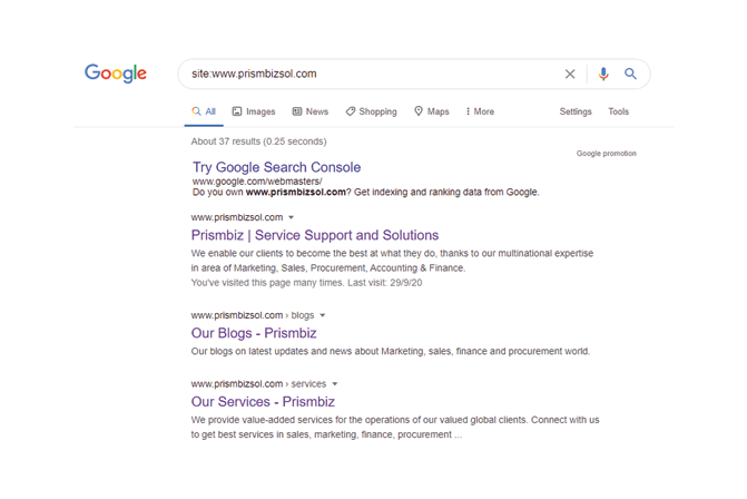 How Google's Search Engine Work
