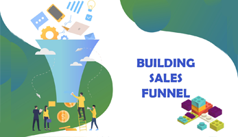 building sales funnel