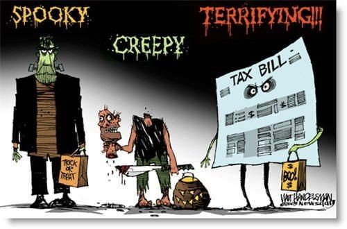 Taxation jargons