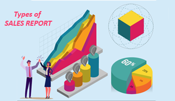 types of sales report