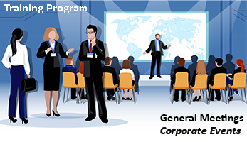 Introduction to Corporate Events