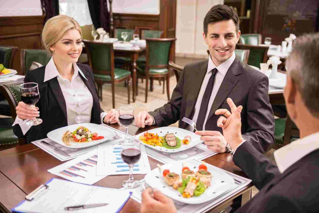 Corporate Events-Business Dinners